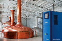 Ölfreie PureAir-Verdichter im Brauhaus Faust zu Miltenberg