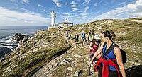 """Vamos!"": Wikinger-Gruppen entdecken spanische Wanderpfade"