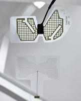 Leistungsstarkes Antennensystem auf der Scheibe