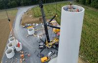 NATURSTROM AG nimmt Windparks in Bayern in Betrieb und sieht Hemmnisse für künftige Projekte