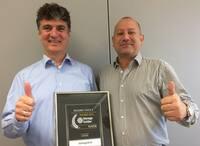 dataglobal gewinnt den IT-Award 2015 in Platin für Archivierung