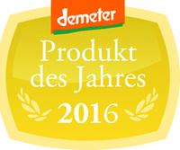 Die Demeter-Wahl Produkt des Jahres 2016 hat begonnen