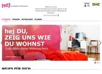 EFFIE 2015: Razorfish gewinnt Bronze mit IKEA hej.de