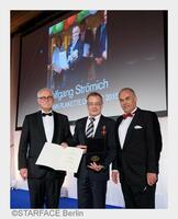 Verband der Orthopäden und Unfallchirurgen ehrt Wolfgang Strömich für sein Engagement gegen zu wenig bekannte Kinderkrankheit
