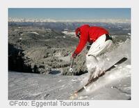 Obereggens Schnee ist Gold wert: Skifahren beim Testsieger