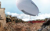 Bonner Werbeagentur unterstützt den Kauf des größten Rettungsluftschiffs der Welt