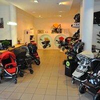 Kinderwagen kaufen Neumünster? Kieler Baby-Garage