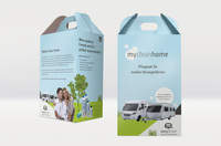 Sauber mit dem easydriver Caravan und Reisemobil-Pflege-Set