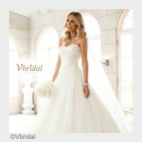 Entdecken Sie die neuen Brautkleider bei Vbridal