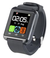 Callstel Freisprech-Smartwatch SW-100.tch, Bluetooth 3.0+EDR
