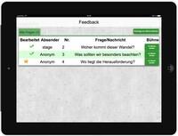 teambits realisiert Web-App für Fragerunden