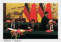 Fiagon AG gewinnt strategischen Partner aus China - Donghai Securities