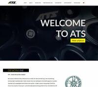 UNIWHEELS-Marke ATS mit neuem Internetauftritt