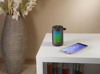 auvisio Bluetooth-Lautsprecher und MP3-Player LSS-213 mit Lichtimpulsen