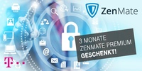 showimage Sicher surfen mit dem Telekom Mega-Deal: Drei Monate ZenMate Premium geschenkt