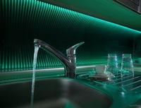Mit InsertTec und Ettlin Lux® zum SmartGlass / VetroLoom 3D Lichtstrukturglas
