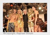 """Haute Couture und Schokolade: Schoko-Model-Casting für die Lambertz """"Monday Night 2016"""""""
