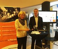 Wissen verbindet - auch auf den Stuttgarter Wissensmanagement-Tagen