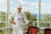 Michelin Sterne Auszeichnung im Ostseebad Binz für das Rugard´s Gourmet im First Class Rugard Strandhotel Binz auf Rügen.