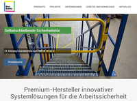 Kee Safety Website Relaunch: Alles neu macht der November