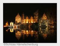 Wintermärchen und Feuershow im Leine- und Weserbergland