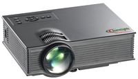 SceneLights SVGA-LCD-LED-Beamer LB-8300.mp, Mediaplayer, 800 Lumen