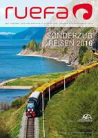 Exklusive Bahnreisen in alle Ecken der Welt