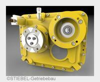 Kehrmaschinen: Effizienterer Einsatz mit Stiebel-Getriebe