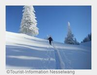 "Neu im Allgäu:   Das erste ""Winter-Outdoor-Festival"" in Nesselwang"