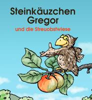 Neue Website: Steinkäuzchen Gregor und die Streuobstwiese