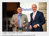 Fiagon gewinnt Sonderpreis für Innovation beim Deloitte Fast 50 Award