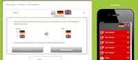 Zielgruppen ausweiten durch mehrsprachigen Content auf einer mobilen Landing Page