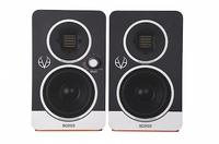 EVE Audio bringt SC203 in den Handel: Kompaktes 2-Wege-Master/Slave-Lautsprechersystem für den Desktop ab sofort erhältlich