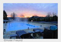Jetzt das Winter-Verwöhnprogramm starten: Eine Auszeit im Hotel und SPA-Resort Freund im Sauerland buchen