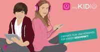Hits für Kids: myKIDIO für drei Monate kostenlos beim Telekom Mega-Deal