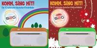 """""""KOMM, SING MIT!""""  - Die Kids-Edition der S2G Bluetooth-Lautsprecher"""