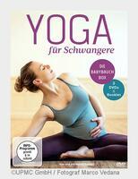 """Jetzt auf DVD: """"Yoga für Schwangere"""" von und mit Isabel Schilpp"""