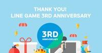LINE GAME feiert dreijähriges Jubiläum und über 605 Millionen Downloads weltweit