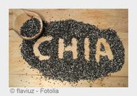 Chia Samen für Veganer