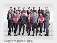 Nachhaltige Teamfotos? Ein Problem für viele Unternehmen.