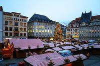 Leipziger Weihnachtsmarkt 2015 - einer der schönsten Weihnachtsmärkte lockt mit vielen Attraktionen