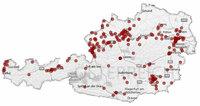Wo sind die IT-Hotspots in Österreich?