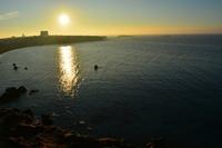 Sehnsucht nach einer zweiten Heimat in Spanien am Meer