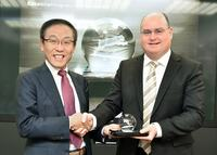 "Samsung tritt dem Progressive SemiConductor Program von Audi unter dem Motto ""Create the Drive of Tomorrow"" bei"