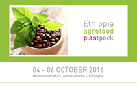 fairtrade launch agrofood plastpack Ethiopia - Premiere on 04 - 06 October 2016 in Addis Ababa
