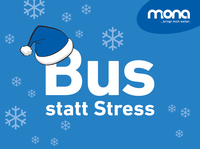 mona - Bus statt Stress