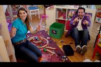 Kampf dem Kinderzimmerchaos - so lieben Kinder Aufräumen!