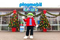 Weihnachtszeit im PLAYMOBIL-FunPark