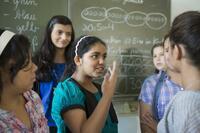 Integration durch Bildung - Willkommen richtig sagen!