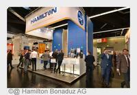 Positives Resümee von den Experten der Hamilton Bonaduz AG
